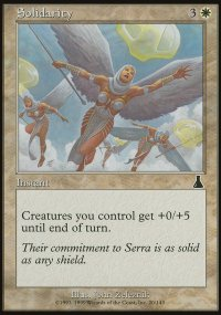 Solidarity - Urza's Destiny