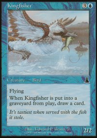Kingfisher - Urza's Destiny