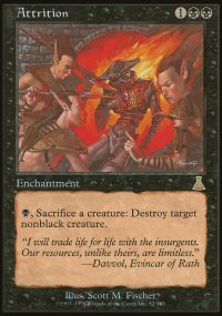 Attrition - Urza's Destiny