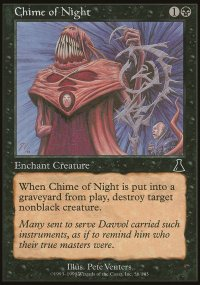 Chime of Night - Urza's Destiny