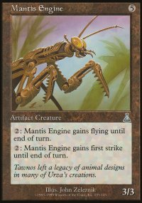 Mantis Engine - Urza's Destiny