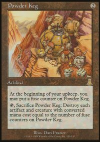 Powder Keg - Urza's Destiny