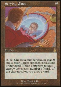 Scrying Glass - Urza's Destiny