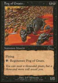 Fog of Gnats - Urza's Legacy