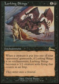 Lurking Skirge - Urza's Legacy