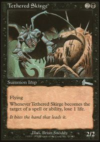 Tethered Skirge - Urza's Legacy