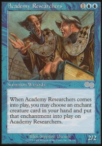 Academy Researchers - Urza's Saga