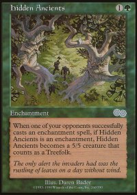 Hidden Ancients - Urza's Saga