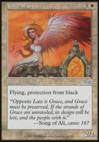 Voice of Grace - Urza's Saga