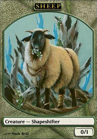 Sheep - Virtual cards