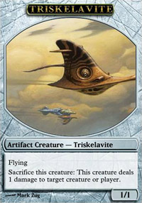 Triskelavite - Virtual cards