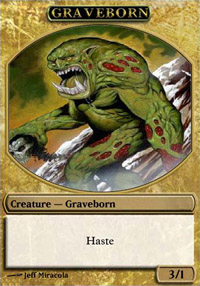 Graveborn - Virtual cards
