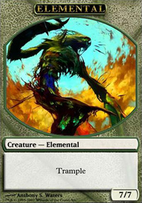 Elemental - Virtual cards