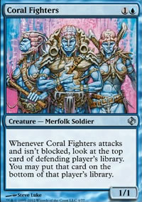 Coral Fighters - Venser vs. Koth