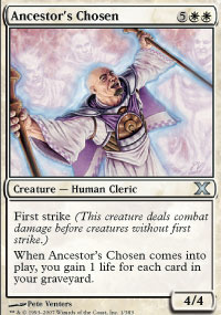 Ancestor's Chosen - 10th Edition