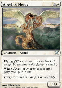 Angel of Mercy - 10th Edition