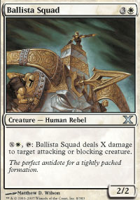 Ballista Squad - 10th Edition