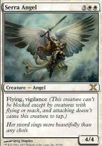 Serra Angel - 10th Edition
