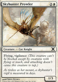 Skyhunter Prowler - 10th Edition