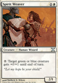 Spirit Weaver - 10th Edition