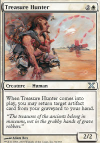 Treasure Hunter - 10th Edition