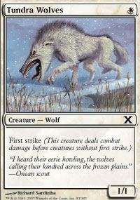 Tundra Wolves - 10th Edition
