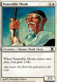 Venerable Monk - 10th Edition
