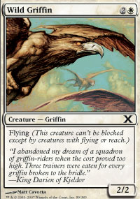 Wild Griffin - 10th Edition