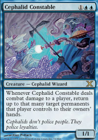Cephalid Constable - 10th Edition