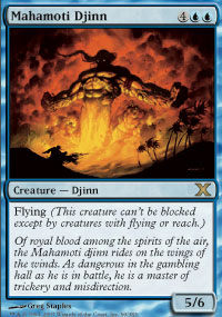 Mahamoti Djinn - 10th Edition