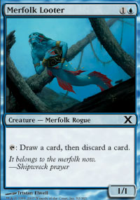 Merfolk Looter - 10th Edition