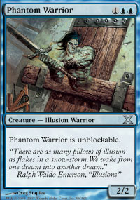 Phantom Warrior - 10th Edition