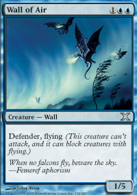 Wall of Air - 10th Edition