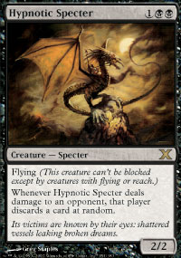 Hypnotic Specter - 10th Edition
