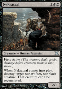 Nekrataal - 10th Edition