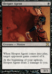 Sleeper Agent - 10th Edition