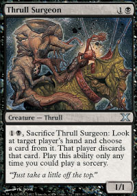 Thrull Surgeon - 10th Edition