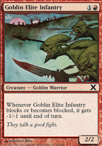 Goblin Elite Infantry - 10th Edition
