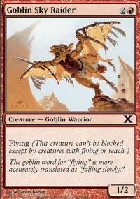 Goblin Sky Raider - 10th Edition
