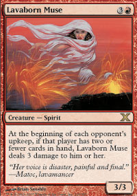 Lavaborn Muse - 10th Edition