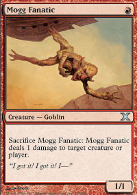 Mogg Fanatic - 10th Edition