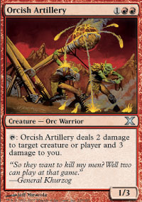 Orcish Artillery - 10th Edition