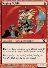 Raging Goblin - 10th Edition