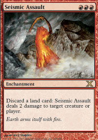 Seismic Assault - 10th Edition