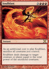 Soulblast - 10th Edition