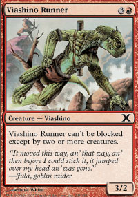 Viashino Runner - 10th Edition