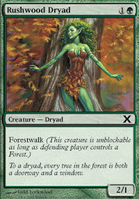 Rushwood Dryad - 10th Edition