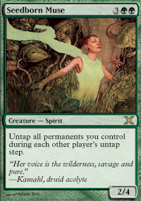 Seedborn Muse - 10th Edition