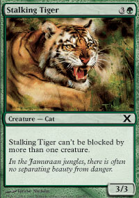Stalking Tiger - 10th Edition