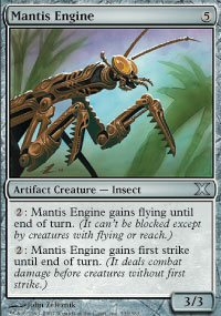 Mantis Engine - 10th Edition